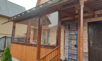 Мягкие окна для беседки и веранды!